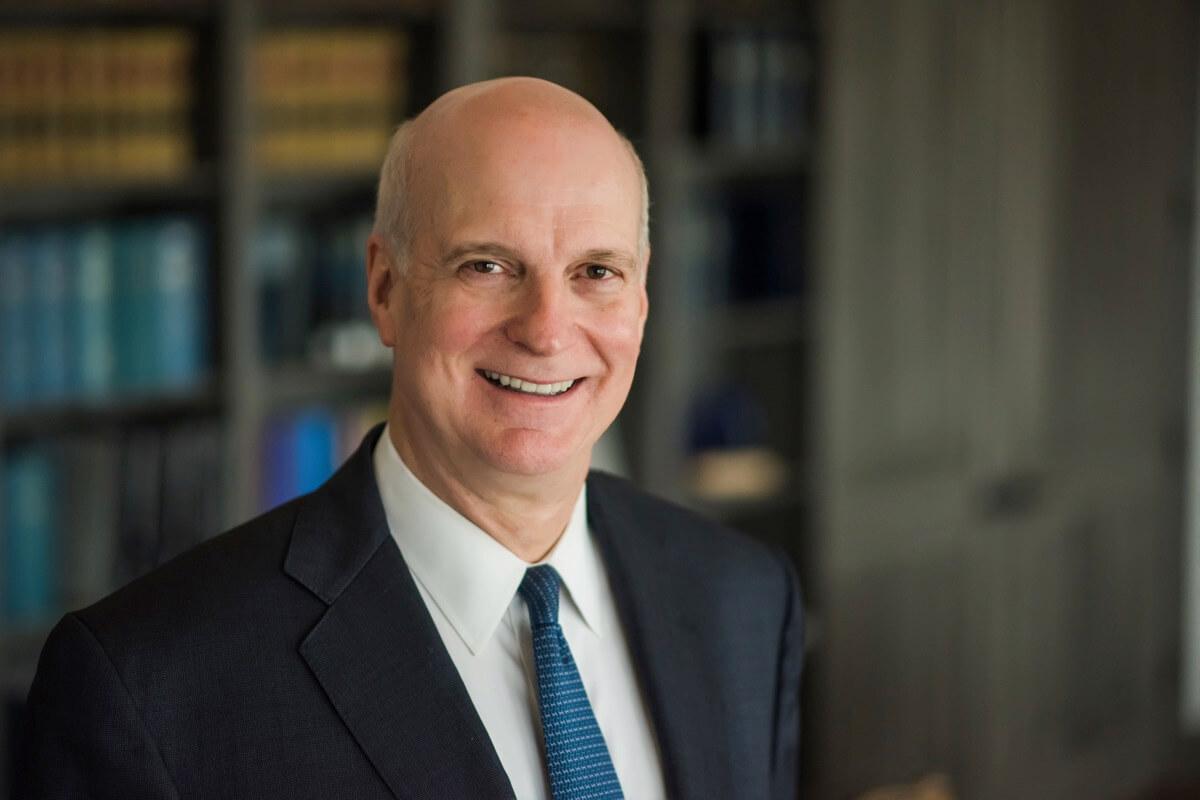Attorney Charles Olson