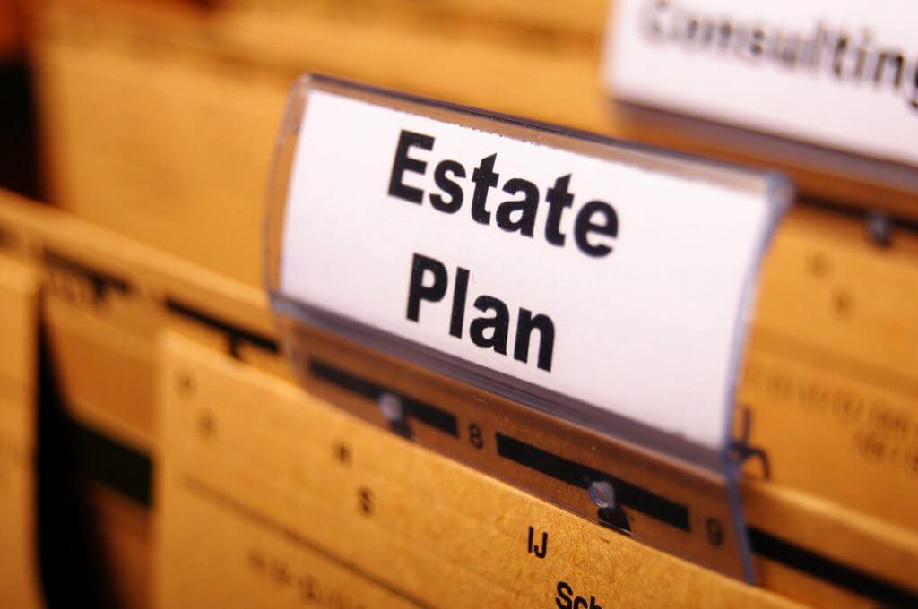 Estate Plan Folder