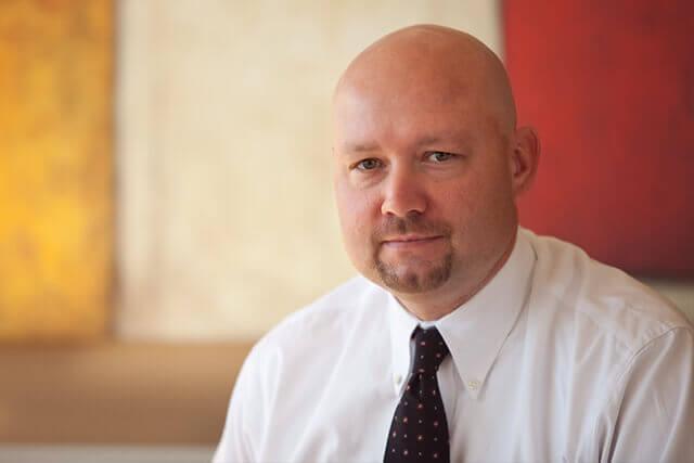 Attorney Shad Robinson